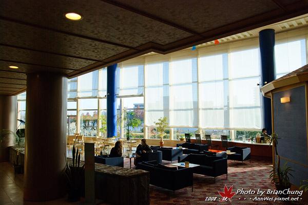 琵琶湖 綠水亭 Lobby