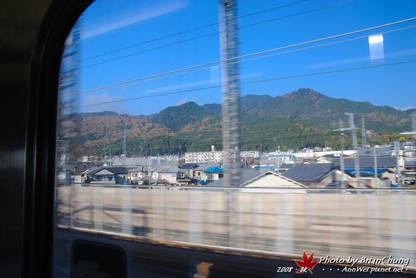 雄琴溫泉→京都駅