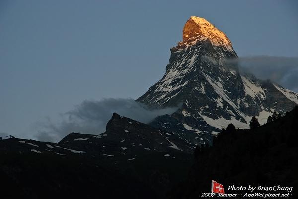 Surise of the Matterhorn