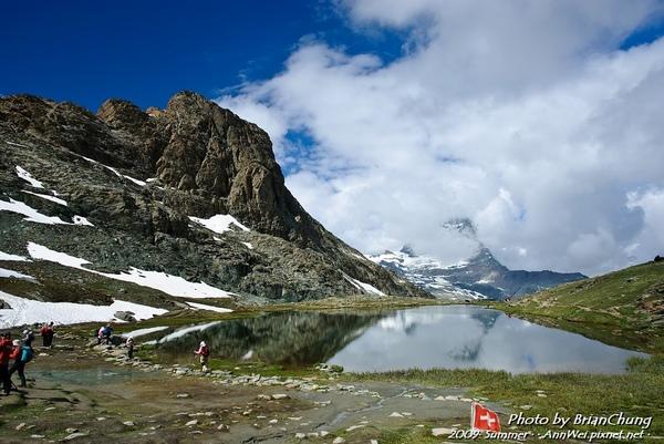 Hiking (Rotenboden→Riffelberg)