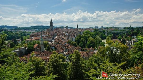Medieval Old City of Berne