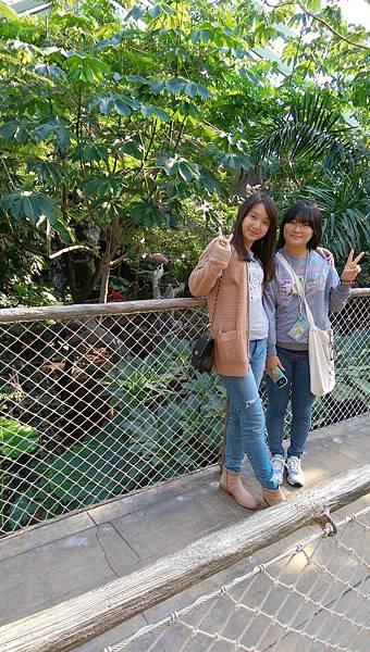My friend Yujin from Korea