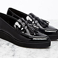 Pointed Faux Patent Flatform Loafers.png