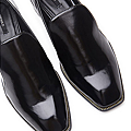 Faux Leather square-toe Loafers.png