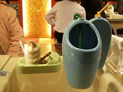 馬桶餐廳的馬桶冰和飲料.jpg