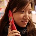 日本手機好可愛