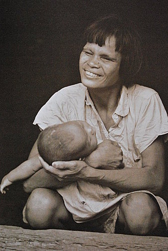 1962盲母