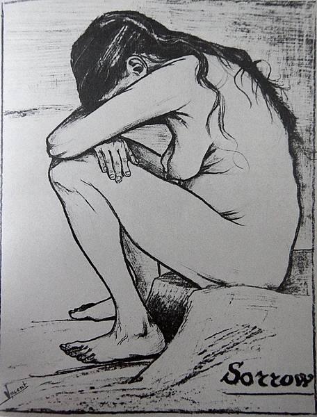 悲哀(1882 荷蘭海牙)