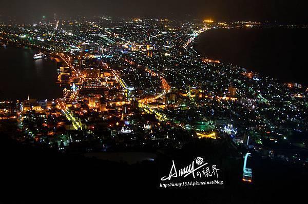 Hokkaido 北海道 函館 函館山夜景