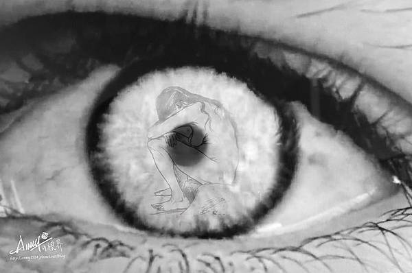 Sorrow in Eye