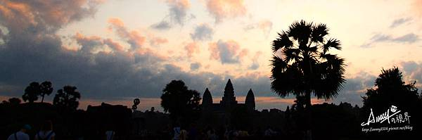 吳哥窟 Angkor Wat 小吳哥城
