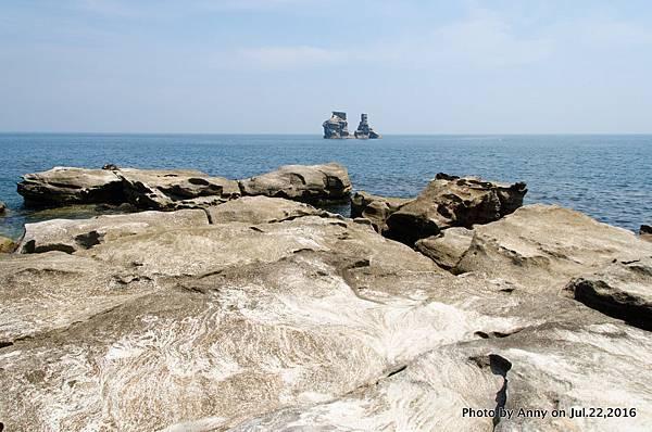 金山燭台雙嶼 神秘海岸