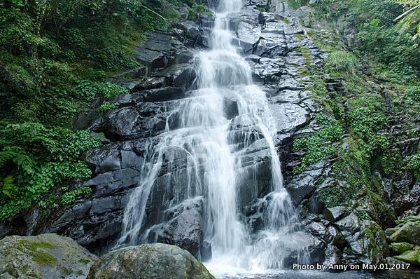 石門青山瀑布步道 青山瀑布