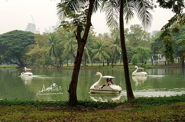 曼谷市區 倫比尼公園26