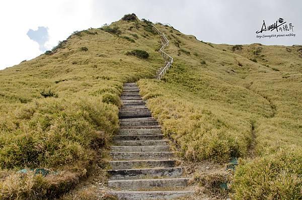 合歡尖山(步道)