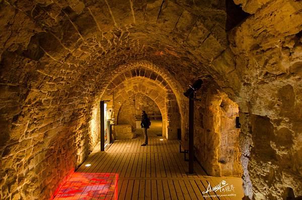 特拉維夫-雅法(Tel Aviv) Akko 十字軍地下城