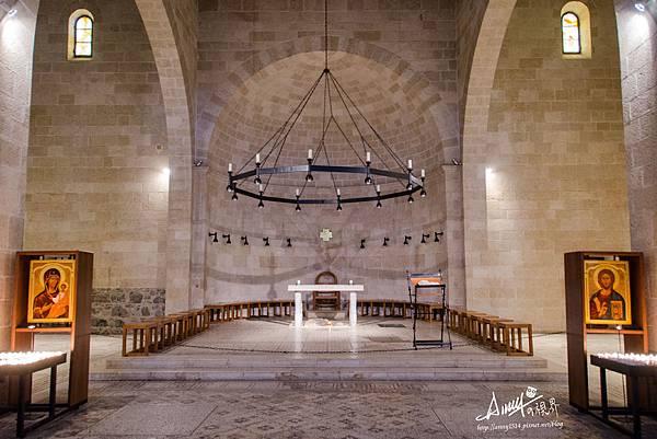 Tiberias 五餅二魚教堂 36