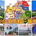 台南景點一覽表
