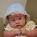 我戴帽子可愛嗎 (1).JPG