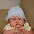 我戴帽子可愛嗎 (2).JPG