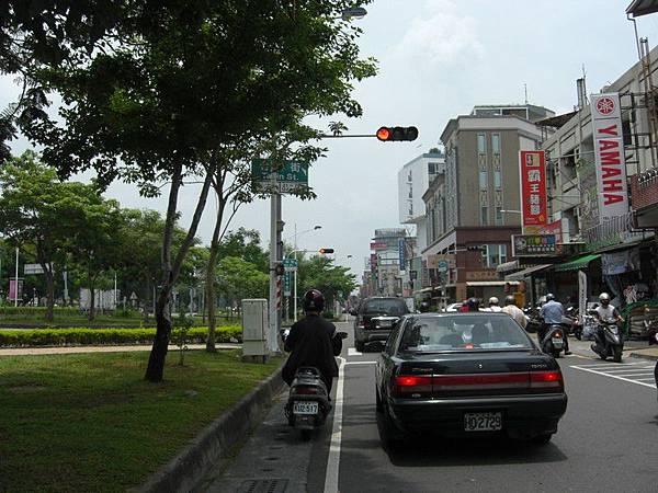 台1線(嘉義忠孝路 - 民雄頂崙村) 04.JPG