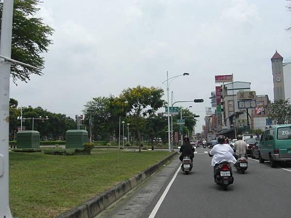 台1線(嘉義忠孝路 - 民雄頂崙村) 06.JPG