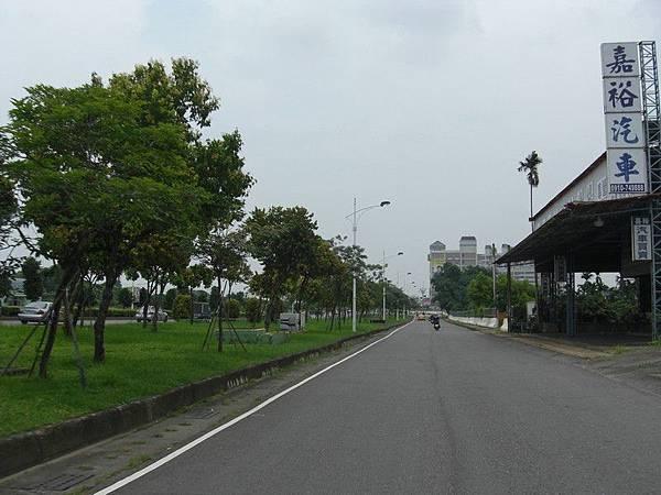 台1線(嘉義忠孝路 - 民雄頂崙村) 17.JPG