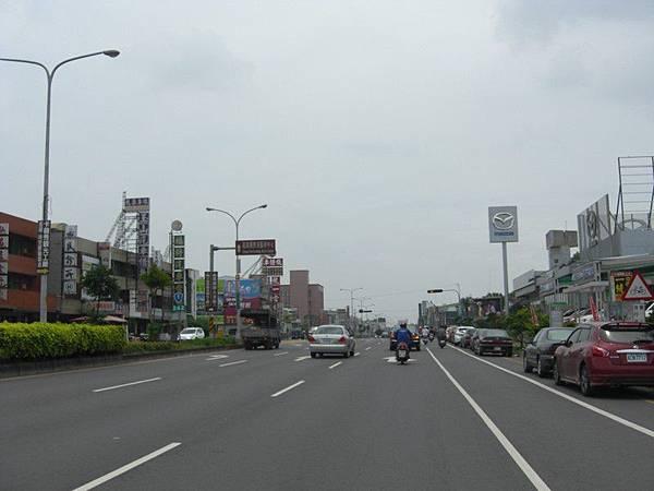 台1線(嘉義忠孝路 - 民雄頂崙村) 22.JPG
