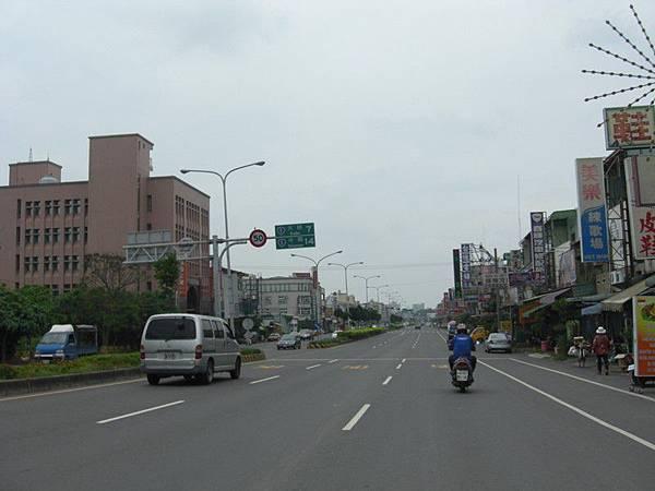 台1線(嘉義忠孝路 - 民雄頂崙村) 25.JPG