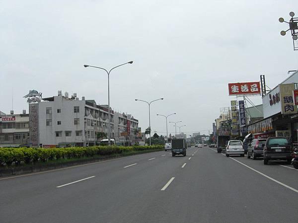 台1線(嘉義忠孝路 - 民雄頂崙村) 27.JPG