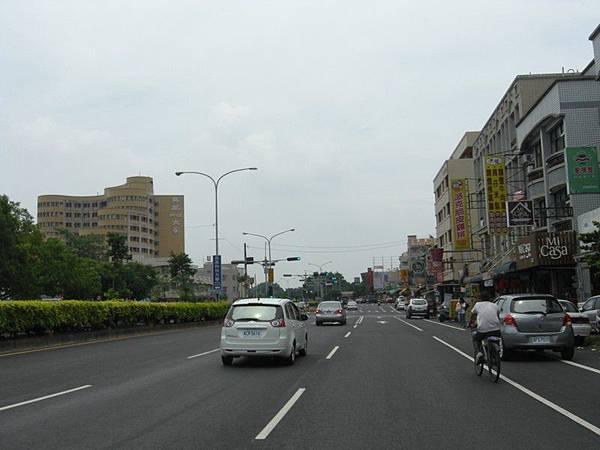 台1線(嘉義忠孝路 - 民雄頂崙村) 32.JPG