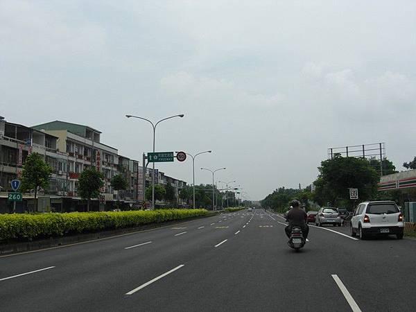 台1線(嘉義忠孝路 - 民雄頂崙村) 35.JPG