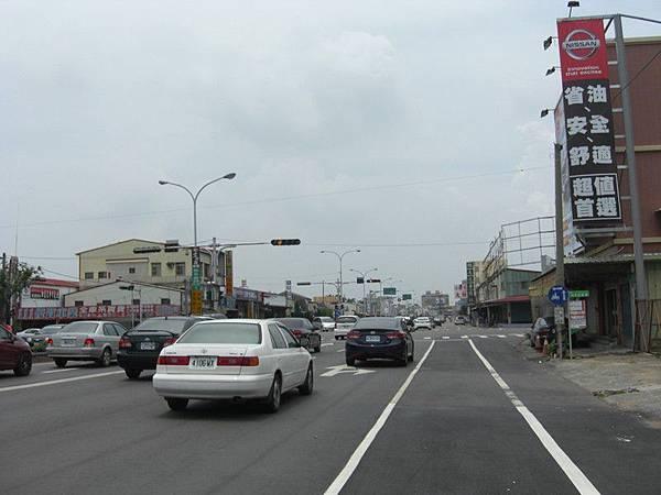 台1線(嘉義忠孝路 - 民雄頂崙村) 41.JPG