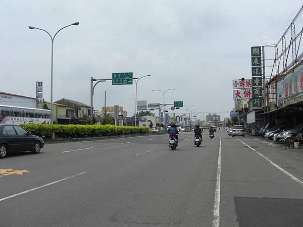 台1線(嘉義忠孝路 - 民雄頂崙村) 42.JPG