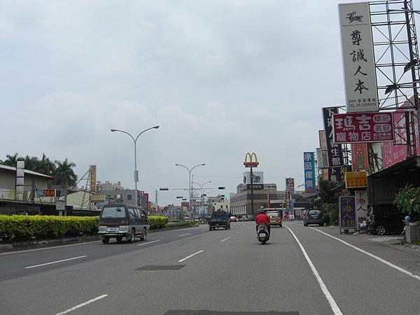 台1線(嘉義忠孝路 - 民雄頂崙村) 44.JPG