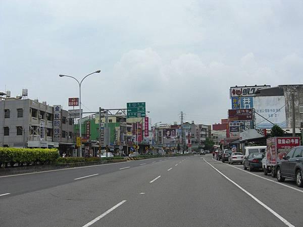 台1線(嘉義忠孝路 - 民雄頂崙村) 47.JPG