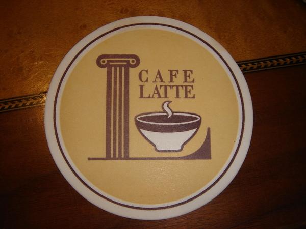 cafe latte logo
