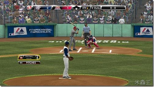 MLB new cursor