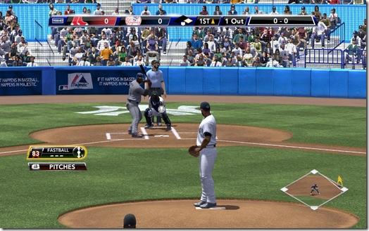 MLB 2K9 YesHD overlay