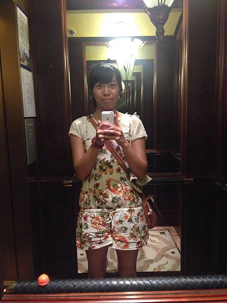 上海第一天(2014.07.16)