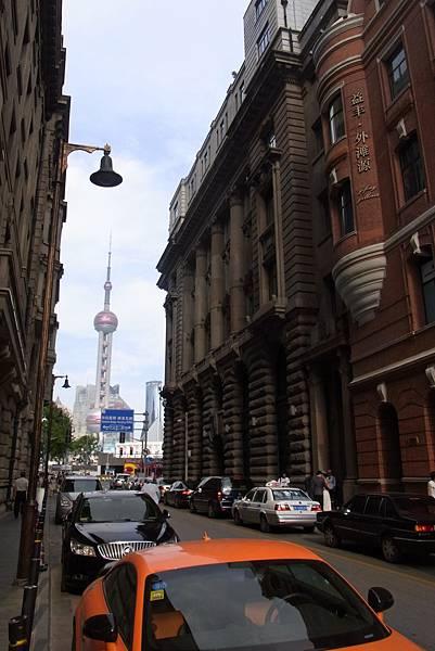 上海第二天(2014.07.17)