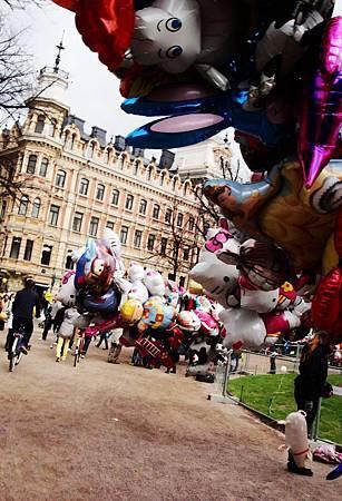 歡迎來到氣球之城