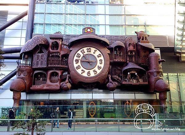 宮崎駿デザインの日テレ大時計-01