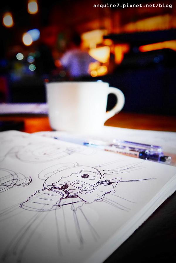 offline離線咖啡30