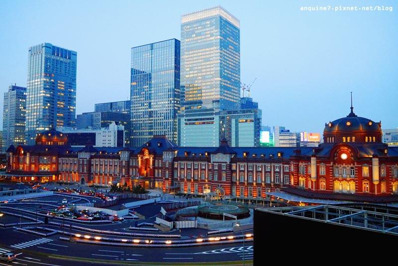 廖西瓜@東京車站3