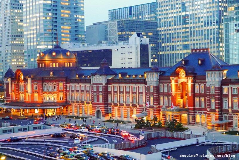 廖西瓜@東京車站5