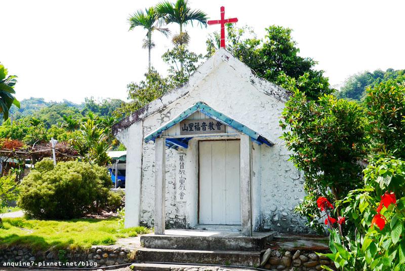 廖西瓜@台東山里車站&山里福音教會38