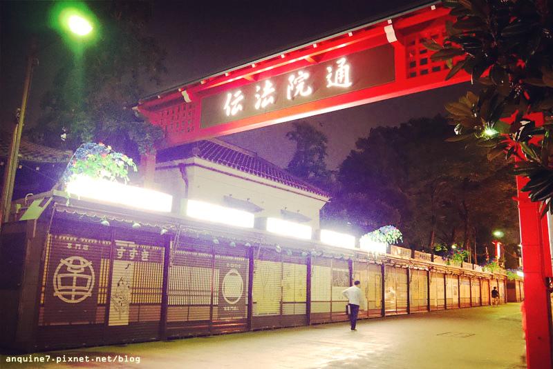 廖西瓜@東京自由行雷門淺草寺周邊15