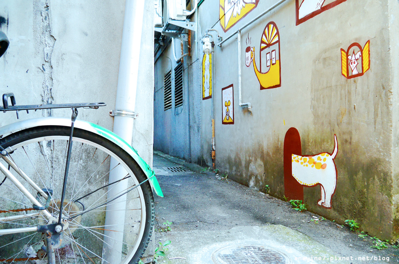 廖西瓜@2014街大歡囍台北當代藝術館x赤峰街區藝術展20
