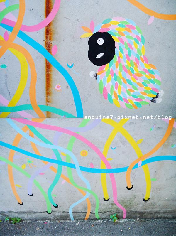 廖西瓜@2014街大歡囍台北當代藝術館x赤峰街區藝術展23